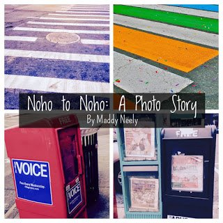 On View at City Hall: Noho to Noho - Photos story by Maddy Neely