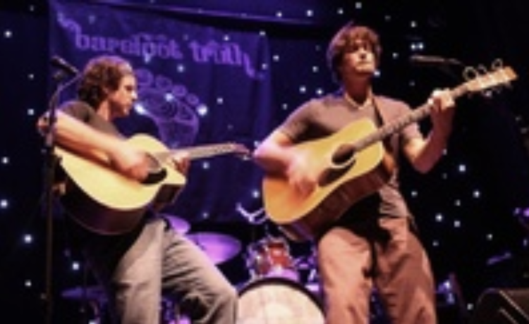 Will Evans & Jay Driscoll (of Barefoot Truth)