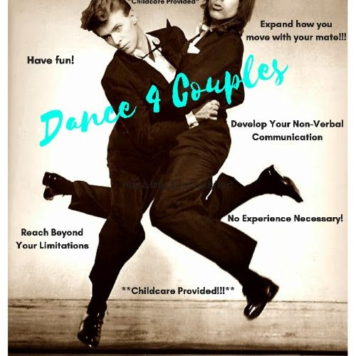 Dance 4 Couples with Aaron Brando & Robyn Coady