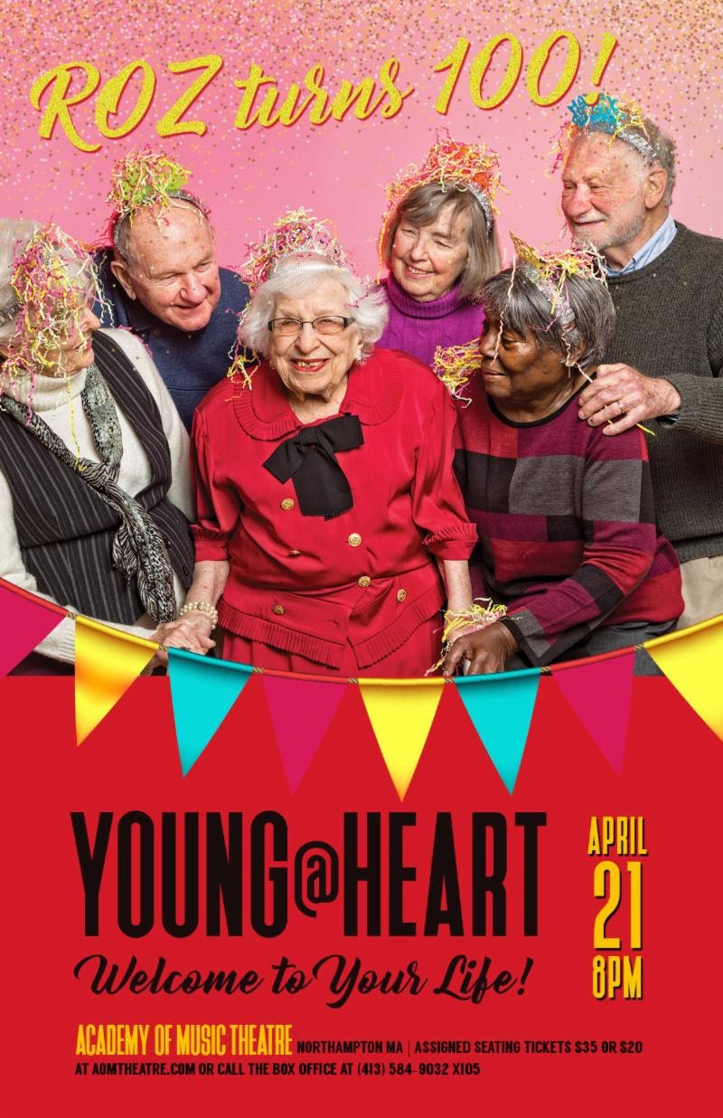 """Young@Heart Chorus """"Welcome to Your Life"""""""