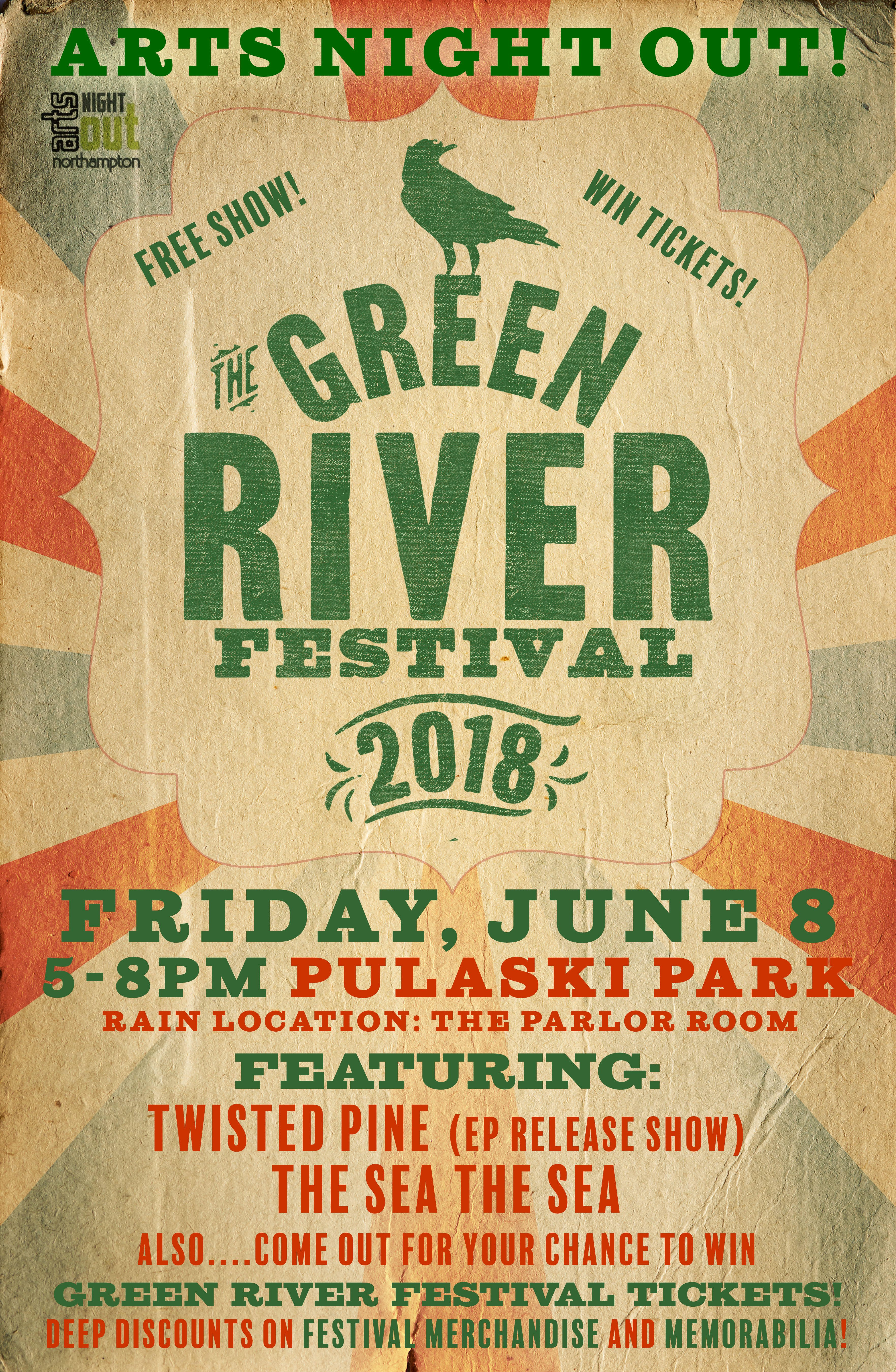 Green River Festival at Arts Night Out