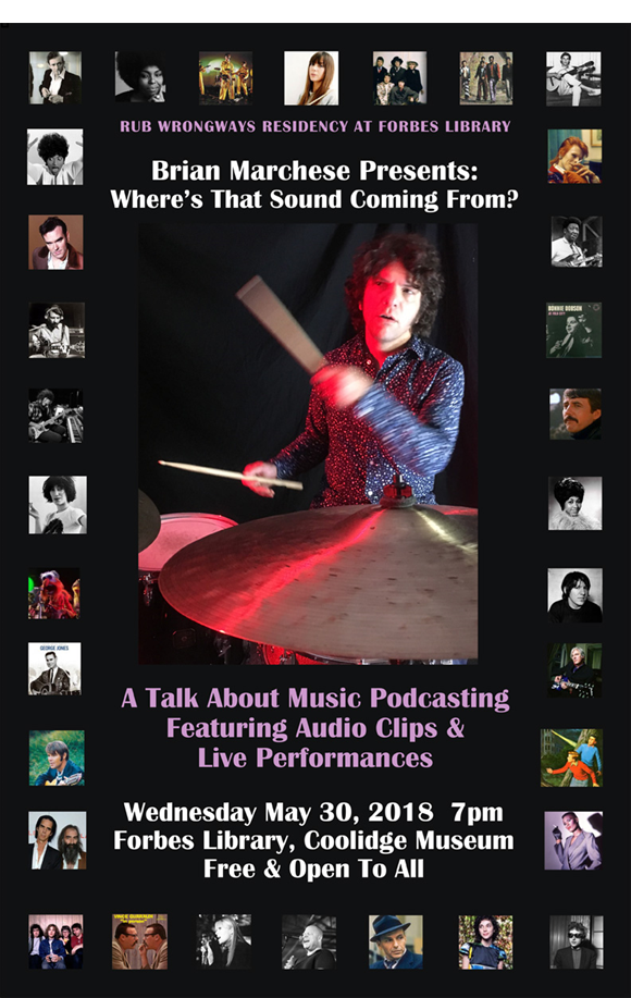 Music Podcasting & more with Brian Marchese