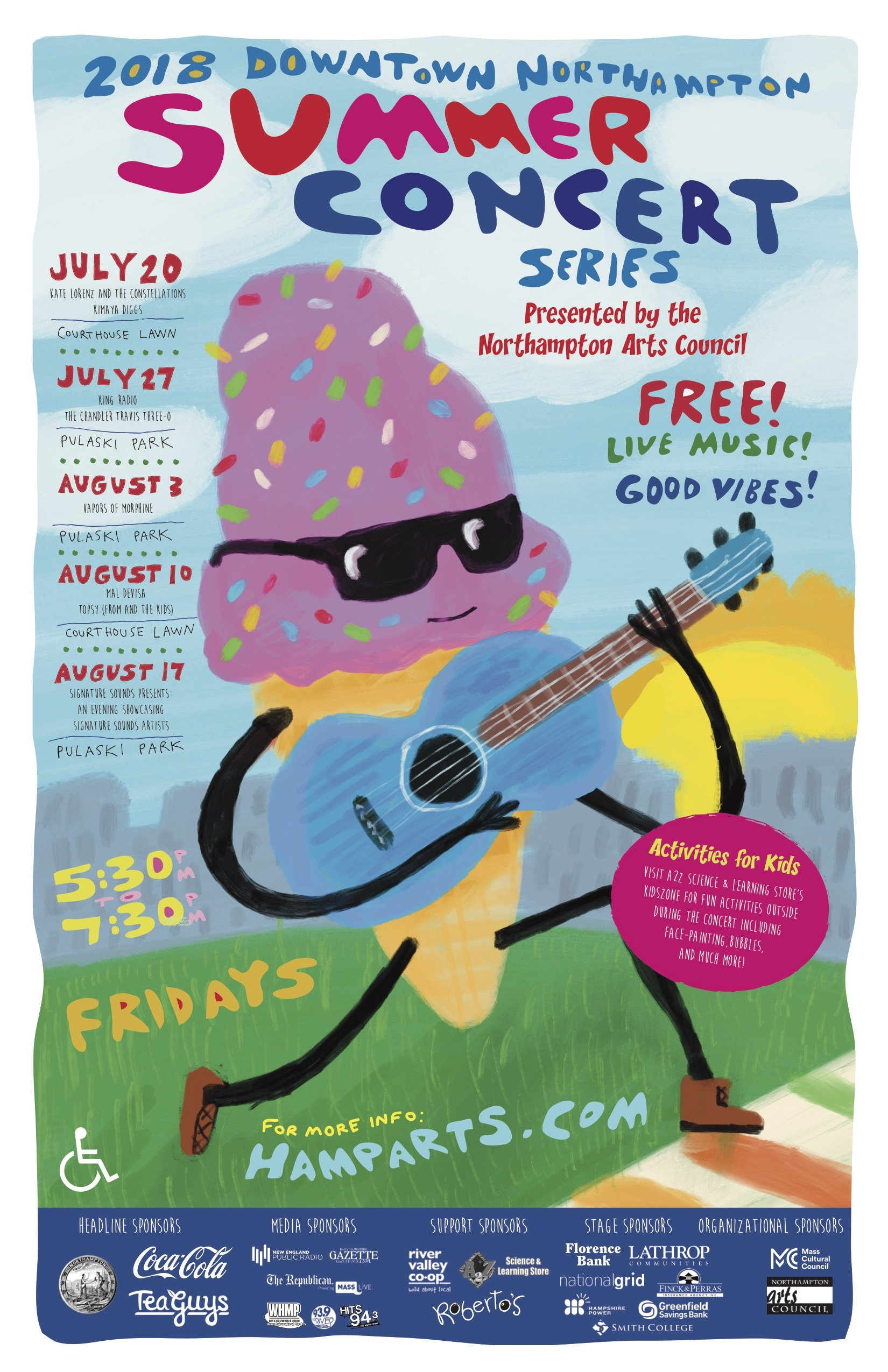 Summer Concert Series: Signature Sounds presents JigJam