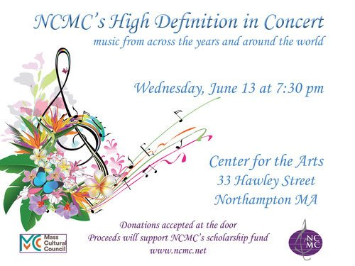 NCMC's High Definition in Concert