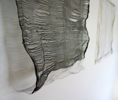 """Artists Reception for """"The Space Between: Weaving and Fibrous Connection"""""""
