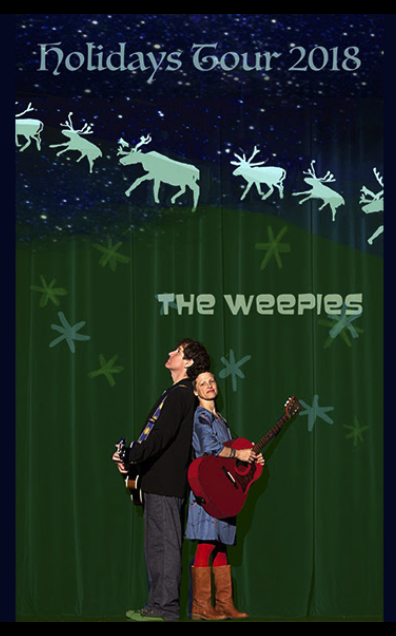 The Weepies Holiday Acoustic Duo Tour