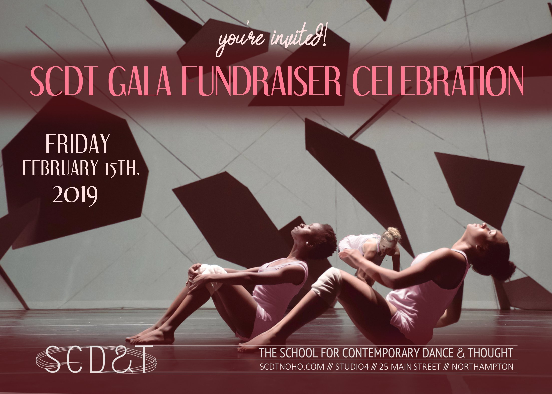 The School For Contemporary Dance & Thought 2019 GALA