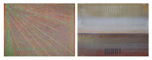 A JOURNEY: Rita Edelman and Kate Whittaker Paintings at A.P.E