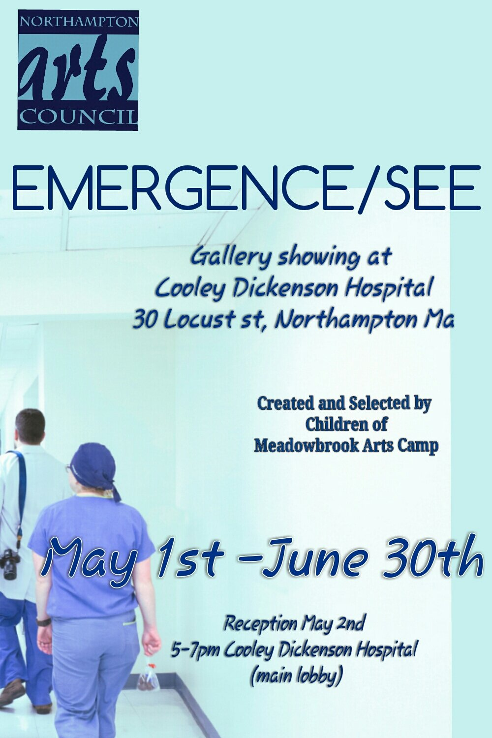 EMERGENCE/SEE Opening Reception