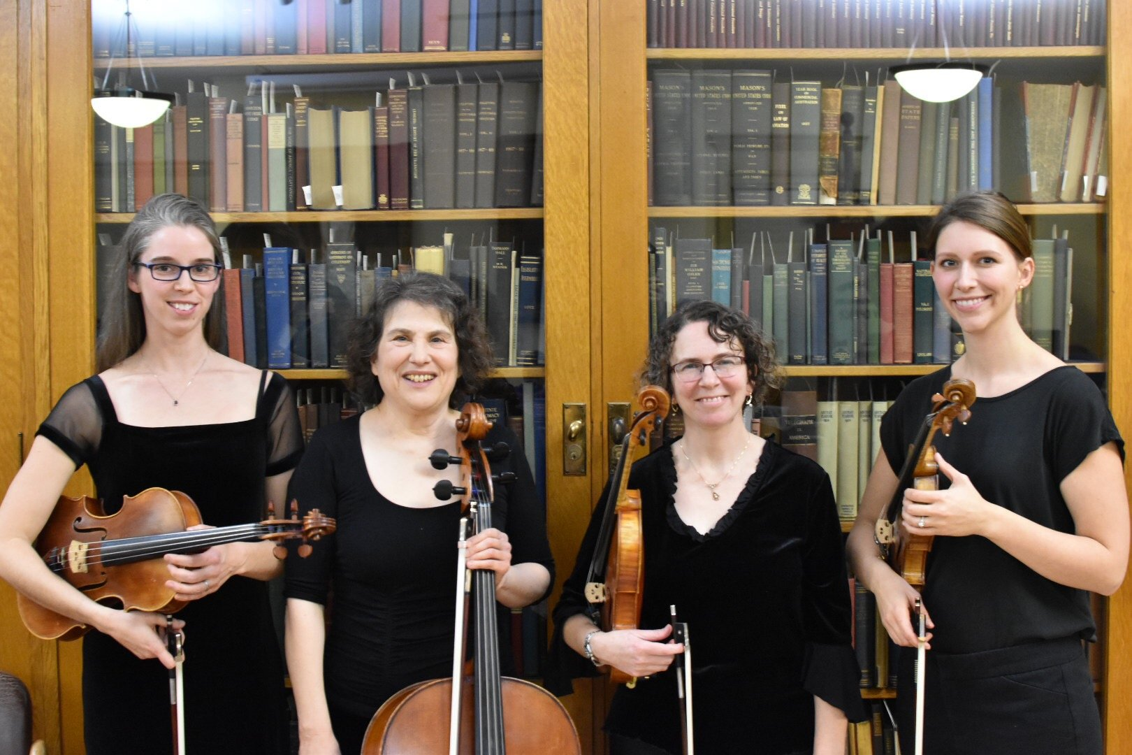 Chamber Music with the Quark String Quartet
