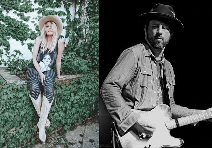 Elizabeth Cook & Will Hoge at the Iron Horse