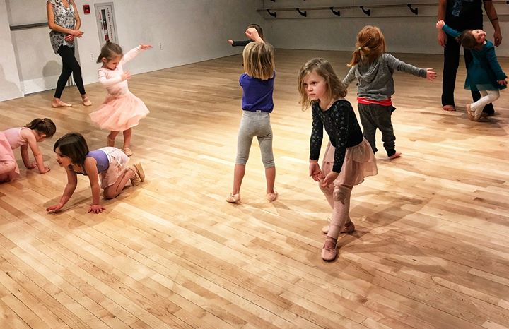 Youth Creative Dance Classes