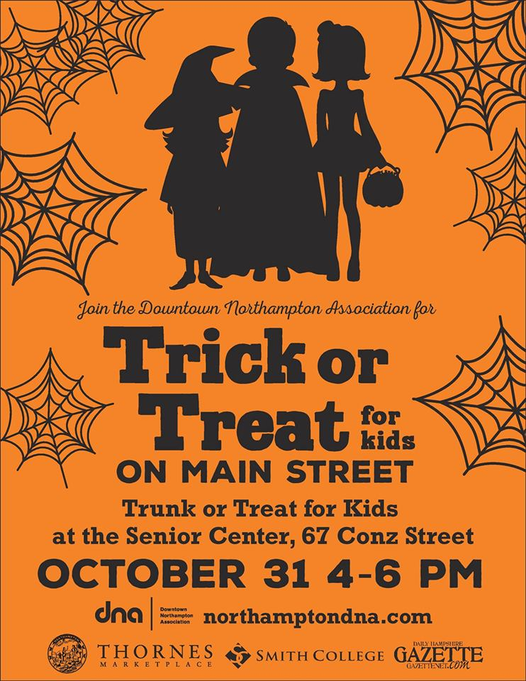 Downtown Trick-or-Treat!