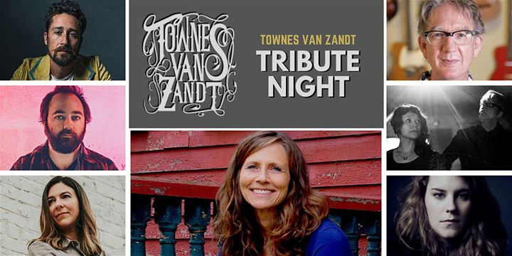 Back Porch Festival: Townes Van Zandt Tribute Night  at The Parlor Room