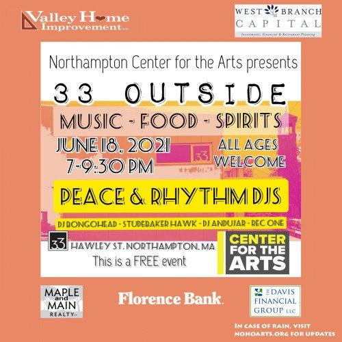 33 Outside - A Celebration in Dance and Music