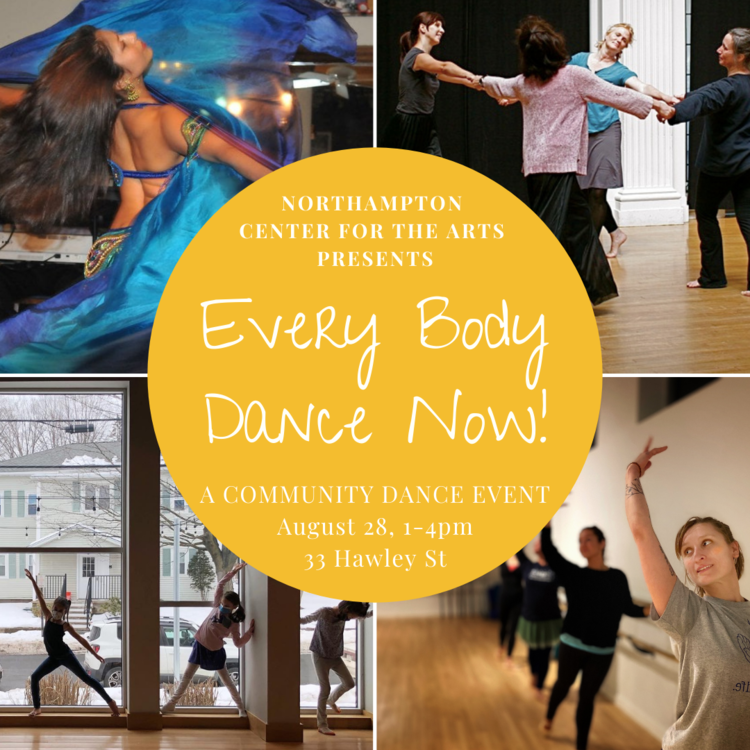 EVERY BODY DANCE NOW! COMMUNITY DANCE EVENT