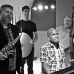 Pioneer Valley Jazz Shares presents Jason Robinson Harmonic Constituent, with Joshua White, Drew Gress, and Ches Smith.
